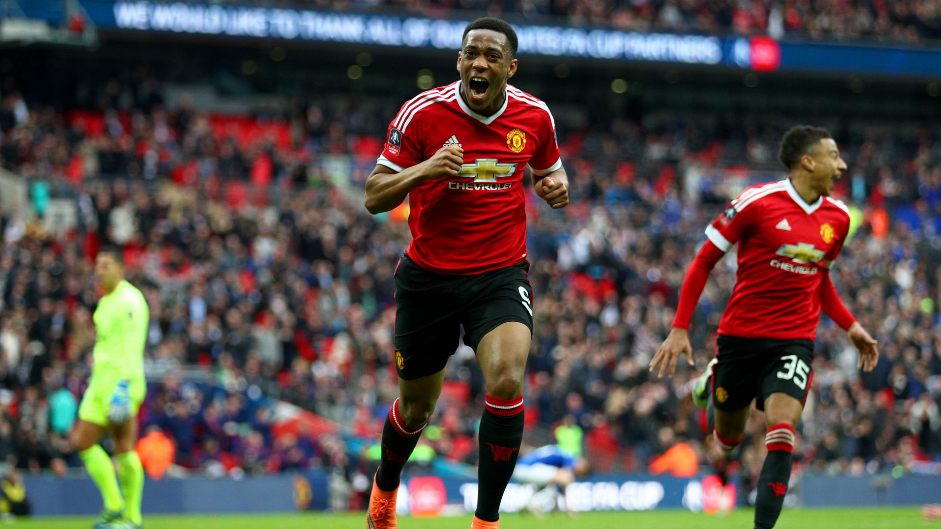 Video: Everton vs Manchester United