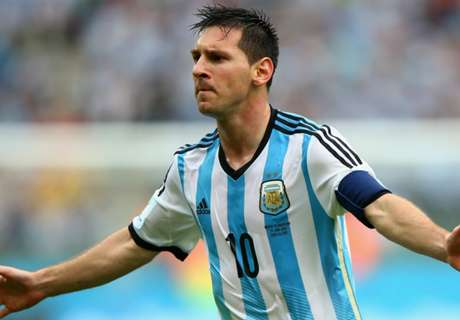 Messi: The one Nigeria couldn't stop