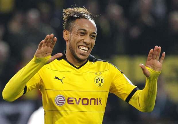 Aubameyang rules out PSG move