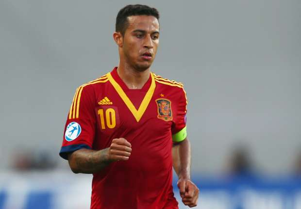 Thiago ruled out of World Cup due to knee injury