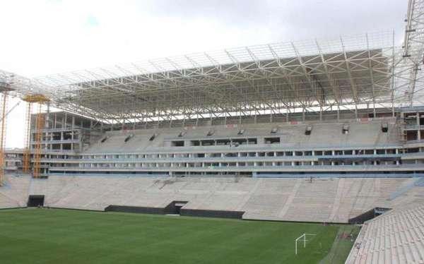 In Sao Paulo könnte das Stadion wegen Streiks nicht rechtzeitig voll werden