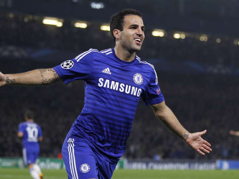 Fabregas: Chelsea are no Arsenal Invincibles