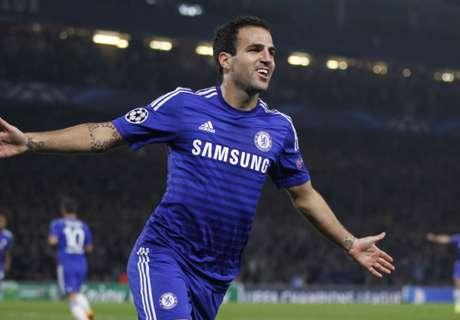Cesc: Chelsea no Arsenal Invincibles