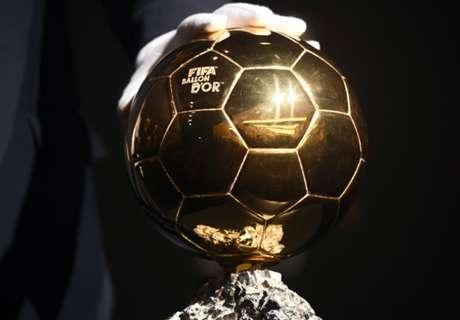 La fin du FIFA Ballon d'Or