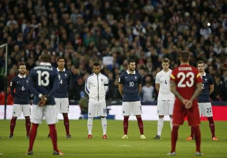 VIDEO: Wembley cantó La Marsellesa
