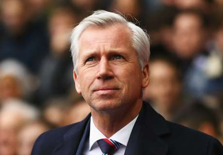 Pardew dismisses England talk