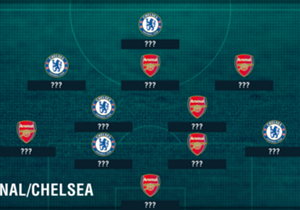 What is the best XI made up of stars who are set to feature in the Premier League affair between Arsenal and Chelsea at the Emirates Stadium? Goal picks the team...