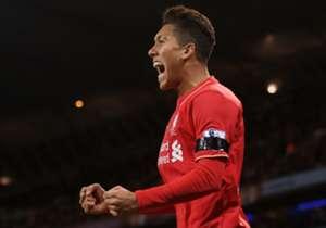 Firmino vive ótima fase nos Reds