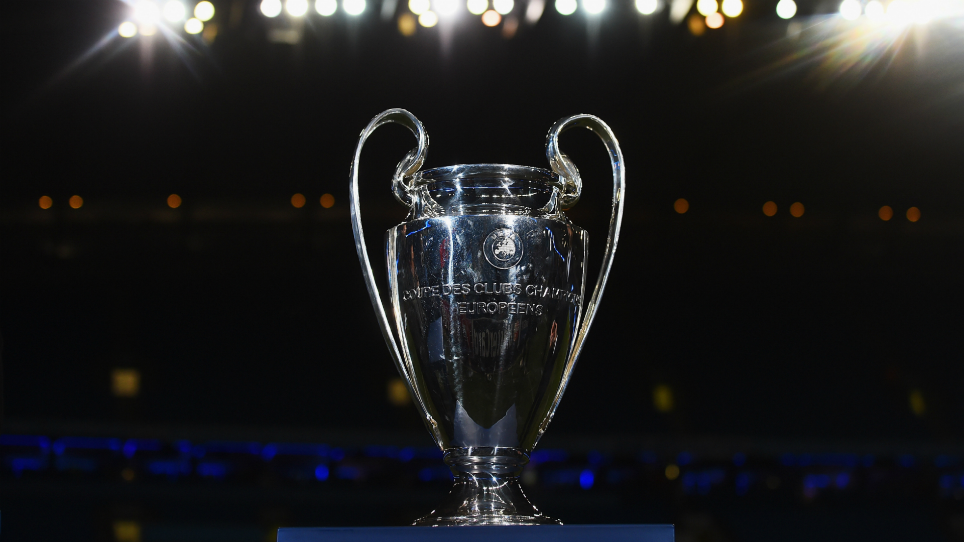 UEFA Champions League: HD UEFA Champions League Trophy 160516