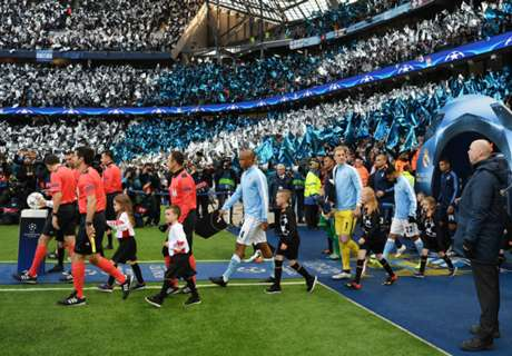 In Beeld: Manchester City - Real Madrid