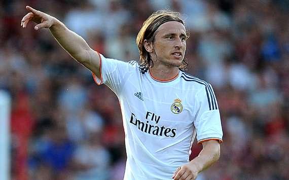 Zu wichtig im königlichen Weiß: Luka Modric