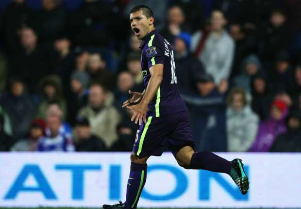 QPR 2-2 Manchester City: Aguero rescues point but champions lose ground on Chelsea