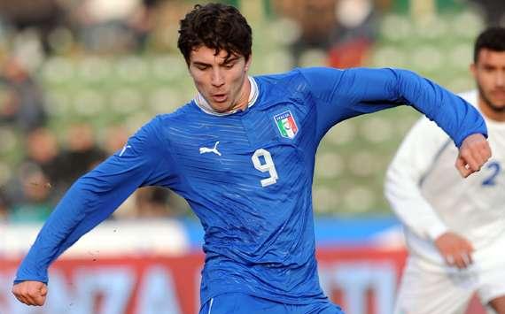 Paloschi, quattro goal col Milan