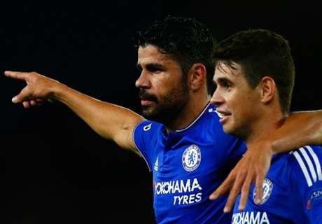 Oscar anima a Costa a ir a China