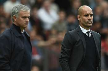 Mourinho and Guardiola clash in a derby with more significance than it should have