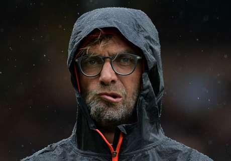 Klopp: Liverpool not good enough