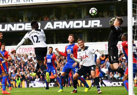 Wanyama gives Spurs win over Palace