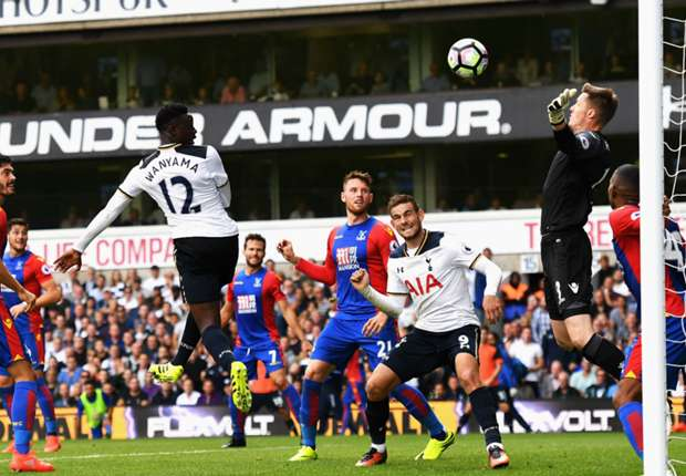 Tottenham Hotspur 1 - 0 Crystal Palace Match report - 8/20/16 Premier League - Goal.com