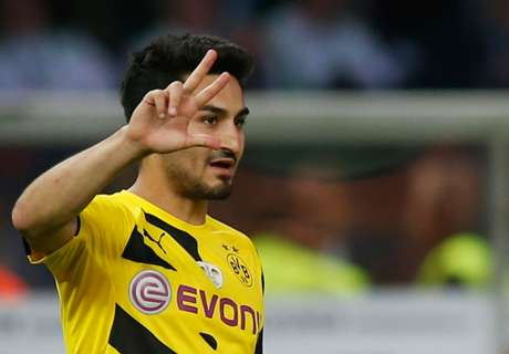 Gundogan: I could sign another BVB deal