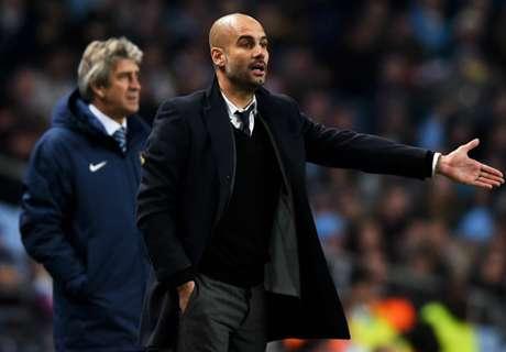 Herrera warns Pep ahead of City move