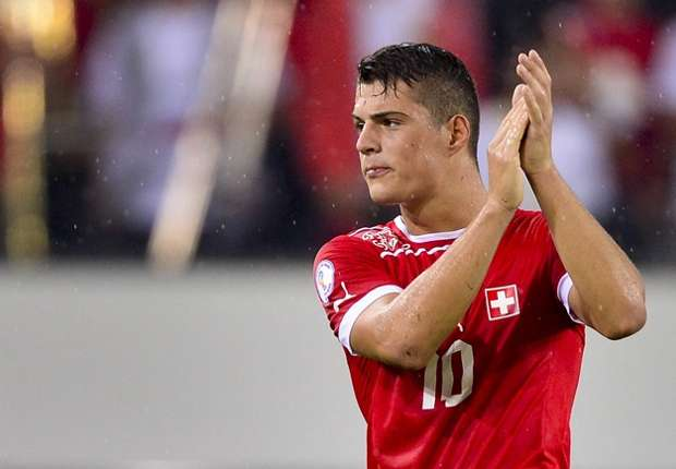 Xhaka: Switzerland better than Honduras