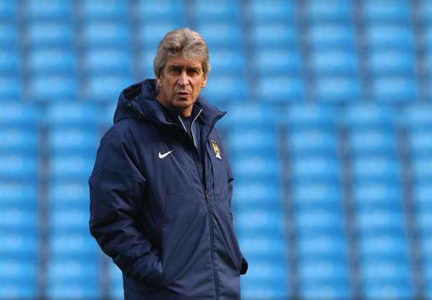 Pellegrini: I don't feel pressure over Guardiola links