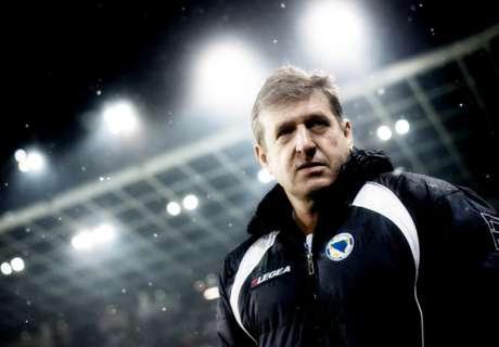 Susic neemt na WK afscheid bij Bosnië