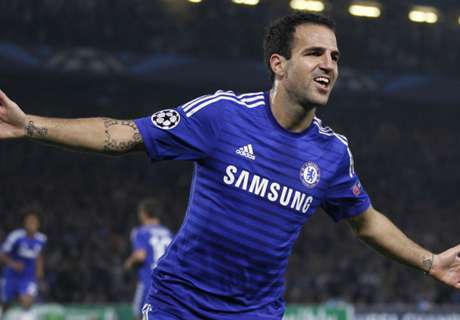 Mou: I can't believe Barca sold Cesc