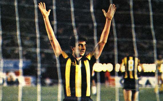 Fernando Morena - Peñarol