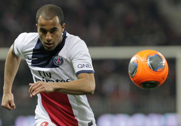 Lille 1-3 Paris Saint-Germain: Marquinhos and Lucas Moura offer Scolari response as champions set Ligue 1 points record