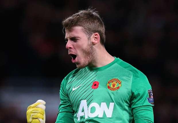 An David de Gea lag es nicht, dass Manchester United in dieser Saison enttäuschte