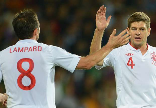 Lampard: Why England wasted my partnership with Gerrard
