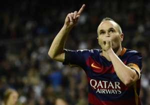 15 (=) - Andrés Iniesta (FC Barcelone), 19 dribbles réussis