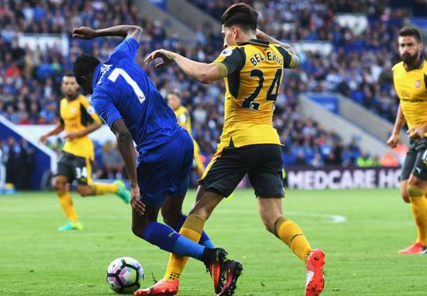 Arsenal center backs Kosicelny and Holding dismiss Leicester penalty claims - Goal.com