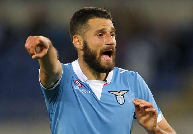 Lazio rule out Candreva sale