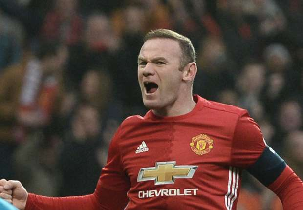 Man Utd 4-0 Reading: Rooney equals Charlton's record as Red Devils progress in FA Cup