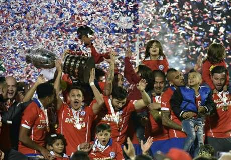 Le Chili tient sa Copa