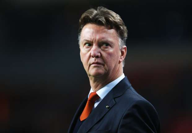 Van Gaal betrays philosophy to stop Spain
