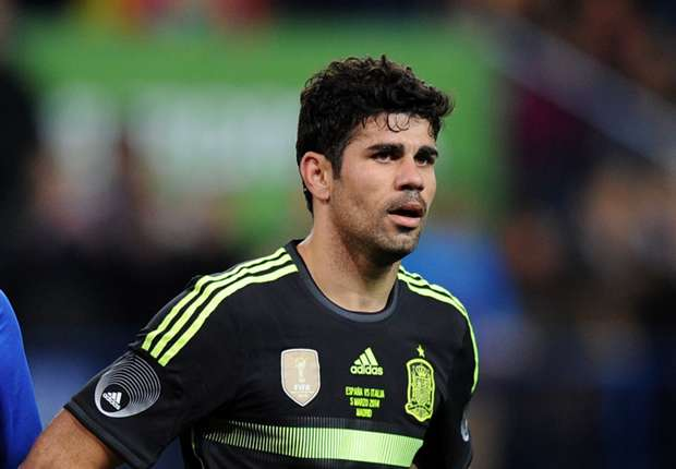Del Bosque: Diego Costa to prove Spain fitness