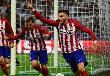 UCL: Los rivales de Atlético Madrid