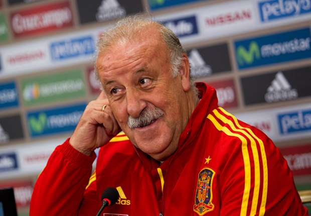 Spain veterans at World Cup on merit, insists Del Bosque