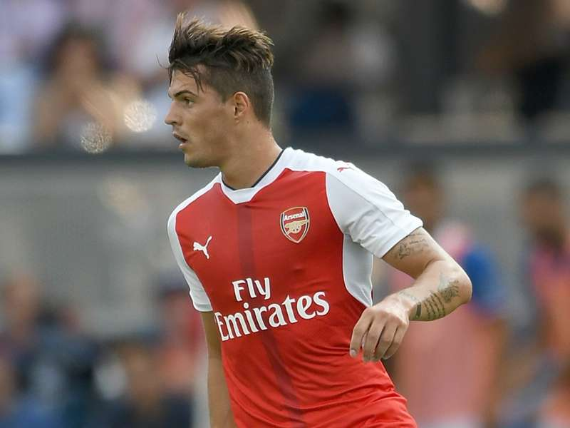 Premier League News Xhaka Could Make Arsenal Start As Giroud Drops