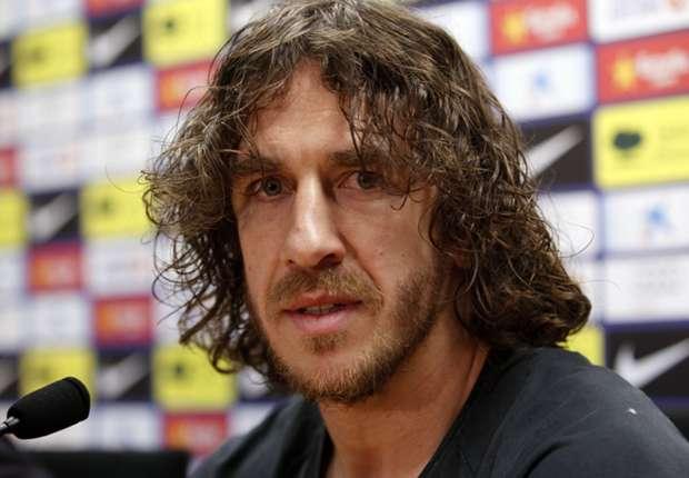 Carles Puyol: Es un fin de ciclo para mí, no para el Barcelona