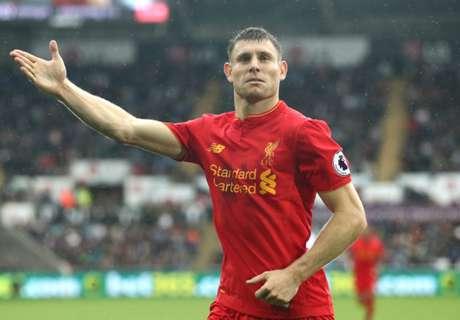 Milner penalty sees off Swansea