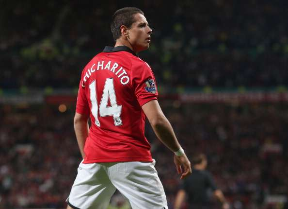 Chicharito admits doubts about Manchester United future