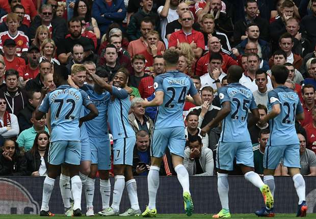 Man Utd 1-2 Man City: Guardiola's men edge thrilling Manchester derby