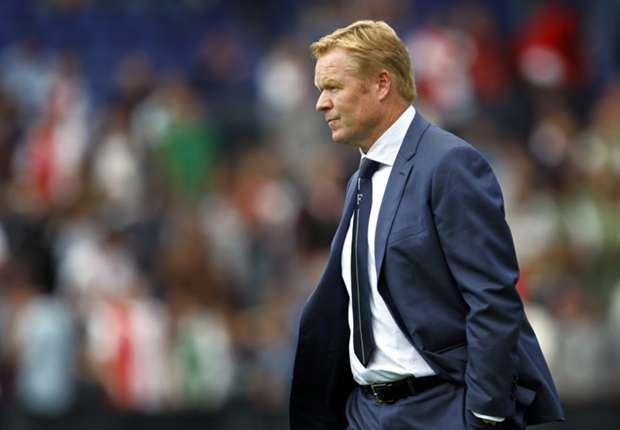 """Koeman: """"k hoop dat er veel meegaan van Feyenoord"""""""