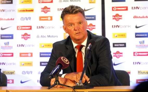 Welchen Klub wird Bondscoach van Gaal in der Premier League übernehmen?