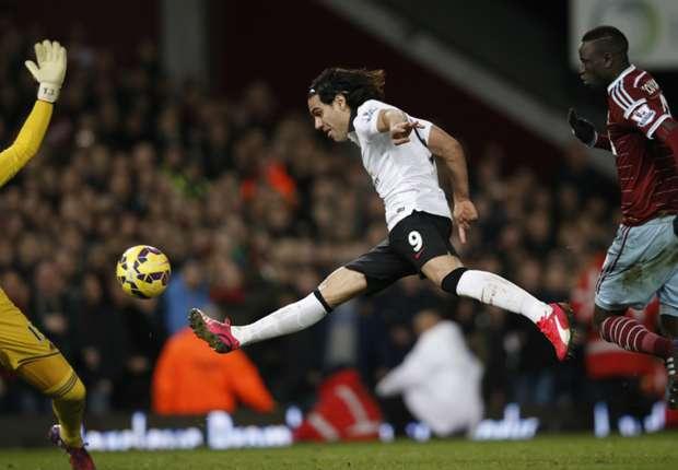 West Ham 1-1 Manchester United: Blind rescata un punto