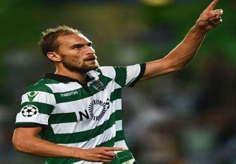 Bas scores again as Sporting down Legia Warsaw